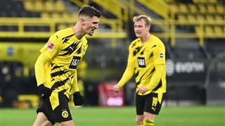 D'un joli but, Thomas Meunier sauve Dortmund contre Mayence (vidéo) 5