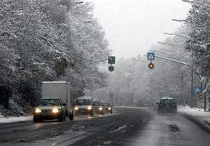 Météo - Des chutes de neige avant les éclaircies