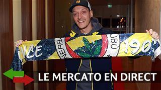 Mercato- voici les rumeurs et transferts du 24/01