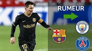 Le Barça est prévenu- deux offres COLOSSALES faites à Lionel Messi, libre l'été prochain