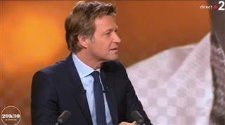 Le coup de gueule de Laurent Delahousse en pleine interview (vidéo)
