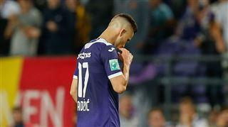 Encore un! Anderlecht se débarrasse d'un autre joueur excédentaire