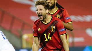 Un transfert CHOC en perspective- un club anglais fait le forcing pour attirer Dries Mertens