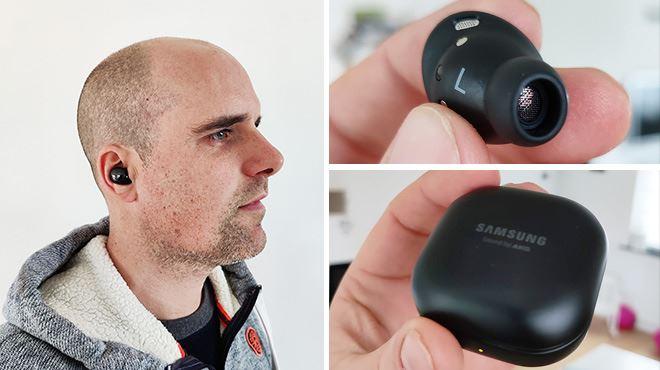 Les tests de Mathieu- Samsung revoit encore sa copie pour ses oreillettes magiques, que valent les Galaxy Buds Pro ?
