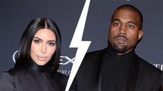 Kanye West et ses 500 paires de baskets ont déménagé- les rumeurs de divorce se confirment