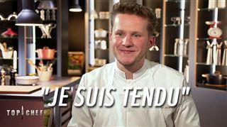 Top Chef- le Belge Mathieu continue-t-il l'aventure? (vidéo)