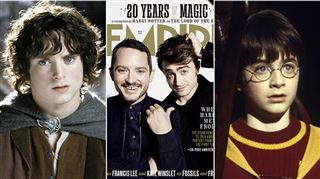 Harry Potter et Le Seigneur des Anneaux ont 20 ans- Daniel Radcliffe et Elijah Wood réunis pour l'occasion
