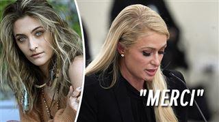 Paris Jackson aussi victime de maltraitance en internat- elle remercie Paris Hilton d'avoir mis des mots sur ses souffrances