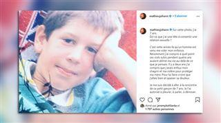 Un ancien candidat de la Star Academy violé à 7 ans- il témoigne