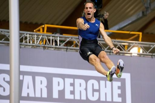 Athlétisme: le grand Lavillenie est de retour, juste avant l'Euro