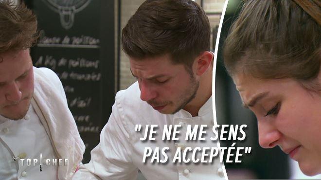 Top Chef- TENSIONS dans la brigade de Philippe Etchebest où Charline se sent rejetée (vidéo)