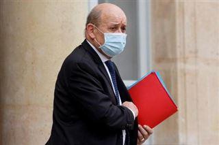 France- Paris demande une réunion de la coalition anti-EI