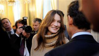 Carla Bruni soutient Nicolas Sarkozy- cette dernière publication qui fait scandale...