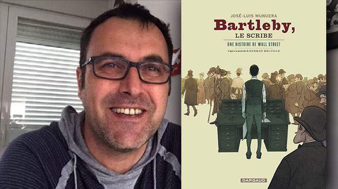 Bartleby, le scribe- s'opposer à l'ordre établi, une BD dans l'air du temps