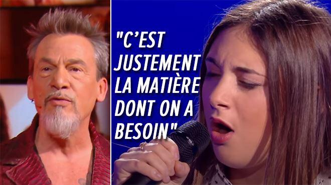 Florent Pagny pousse un coup de gueule dans The Voice- les téléspectateurs le soutiennent