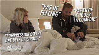 Junior nie Manon dans Mariés au premier regard- il la laisse seule dans la chambre d'hôtel (vidéo)