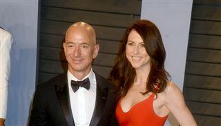 L'ex épouse de Jeff Bezos, le patron d'Amazon, a retrouvé l'amour dans les bras d'un professeur de sciences