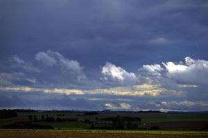 Un temps sec mais de plus en plus nuageux