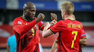 Le dossier de l'été ? Manchester City voudrait reformer le duo Lukaku-De Bruyne