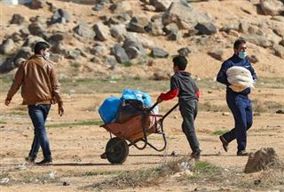 Jordanie- un réfugié syrien sur quatre souffre d'insécurité alimentaire