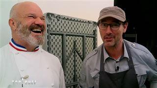Philippe Etchebest et Paul Pairet, duo comique de Top Chef- morceaux choisis (vidéo)