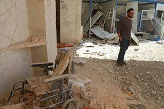 Syrie- six civils tués dans des tirs du régime ayant touché un hôpital près d'Idleb