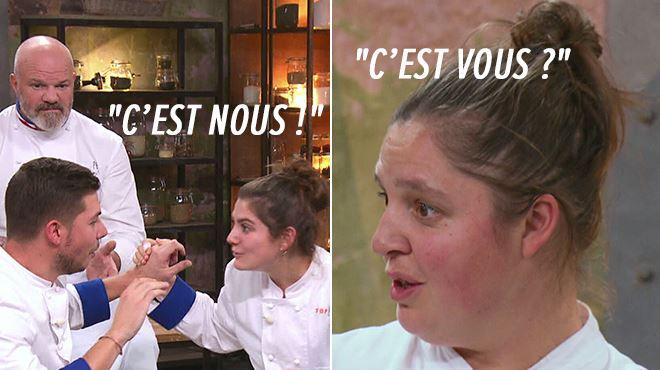 CONFUSION TOTALE en fin d'épreuve dans Top Chef- tout le monde pense que Chloé a gagné, mais en fait… NON (vidéo)