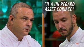 Face au chef 3 étoiles Angel Leon, Baptiste se liquéfie complètement dans Top Chef- Je suis une Saint-Jacques (vidéo)