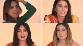 Danse du ventre, yodel et musique- découvrez les passions des candidates de Miss Belgique (vidéo)