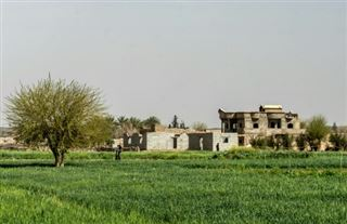 A Baghouz en Syrie, la vie reprend timidement deux ans après la chute de l'EI