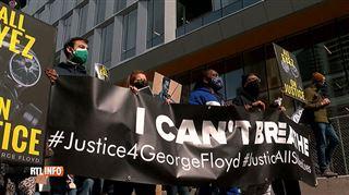 Mort de George Floyd- le procès du policier a débuté SOUS HAUTE TENSION