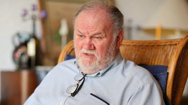 Thomas Markle- le père de Meghan veut lui aussi son interview avec Oprah Winfrey
