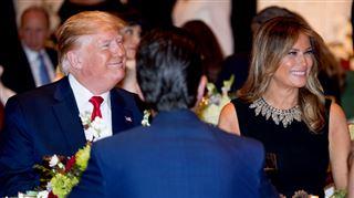Donald et Mélania Trump à votre fête d'anniversaire? C'est possible en remplissant ce formulaire!