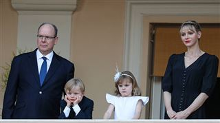 Jacques et Gabriella de Monaco turbulents pour le portrait de Pâques (photo)