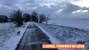 Hiver en avril: alerte jaune en raison de chutes de neige et plaques de glace