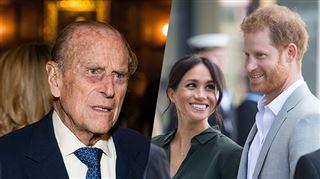 Choquant, glacial, inapproprié- l'hommage de Harry et Meghan au prince Philip VIVEMENT critiqué