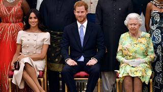 Voici la réaction de la Reine Elizabeth II à l'absence de Meghan Markle aux funérailles du prince Philip