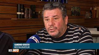 Sandro a servi 14 personnes dans son restaurant à Nandrin, il a été dénoncé- Je n'ai plus d'argent, je n'ai plus rien