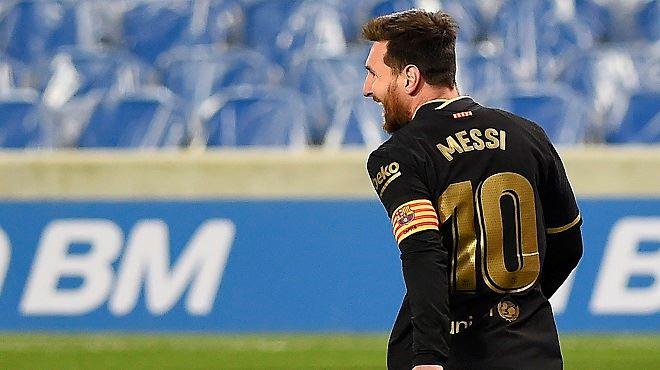 Les détails de la première offre du nouveau président du Barça à Messi