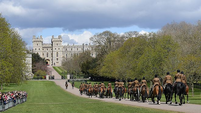 Voici le déroulement heure par heure des funérailles du prince Philip ce samedi 1