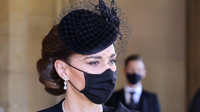 Ces gestes de tendresse de Kate Middleton à l'égard du prince Charles qui émeuvent l'Angleterre