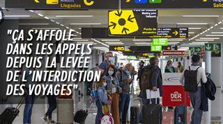 Les agences de voyage assaillies de demandes- elles s'attendent à un été à 75% d'une saison estivale classique