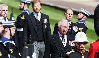 Le prince Harry a écrit une lettre à son père, le prince Charles, avant de revenir au Royaume-Uni