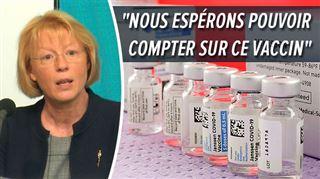 Thromboses suite au vaccin Johnson & Johnson- l'Europe va se prononcer et la Belgique suivra sa décision de très près