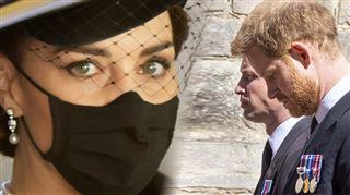 Comment Kate Middleton a cherché à réconcilier le Prince Harry et le Prince William, plutôt que de se venger de Meghan Markle