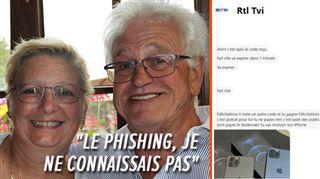 Jacques et Marianne, pensionnés, ont été arnaqués via une fausse page Facebook de RTL-TVI- Il est 6h30 et je n'en dors plus