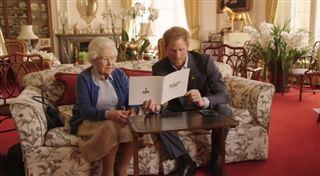 Le prince Harry a rencontré la reine deux fois lors de son séjour en Angleterre