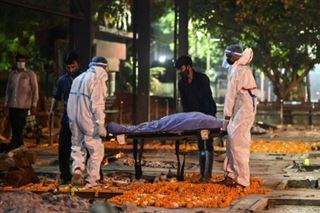 Covid en Inde- 315.000 cas en 24h, pénurie d'oxygène et de lits dans les hôpitaux