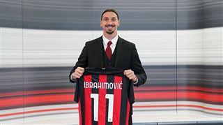 Mercato- Zlatan Ibrahimovic prolonge à l'AC Milan