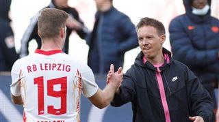 Nagelsmann, nouvel entraîneur du Bayern, promet de ne pas piller Leipzig